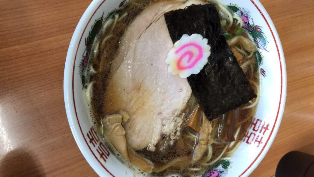 陸王 煮干味